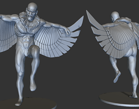 Vulture Classic Spiderman Enemy for 3d print
