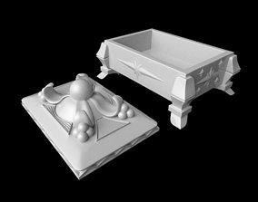 Printable jewelry casket printablecasket