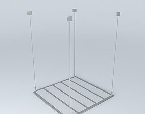3D model THORN Planor XL Suspended Light