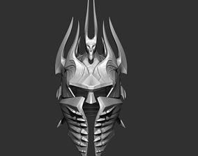 Lich king helmet 3d print