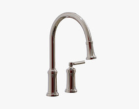 3D Kallista - Quincy Pull-Down Kitchen Faucet - P25000-00