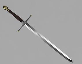 Game Of Thrones Ned Stark Sword 3D print model