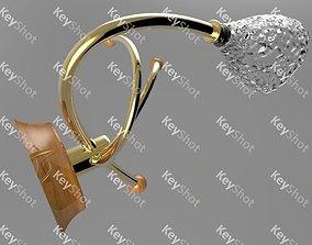 Spot Light 3D model spot