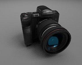 Camera 3D asset VR / AR ready