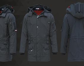 The Jacket 03 - 68 Marvelous Designer and Clo3D