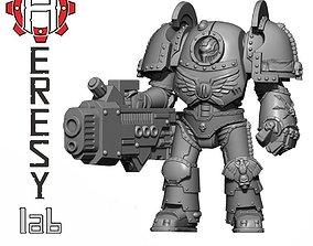 HeresyLab Talon Meka HK1 Terminator Unit 3D print model