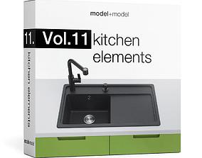 3D Vol11 Kitchen elements