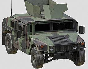 Humvee M1151A1 3D model