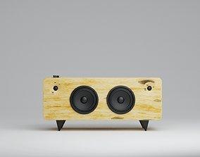 Full 3D Textured Speaker