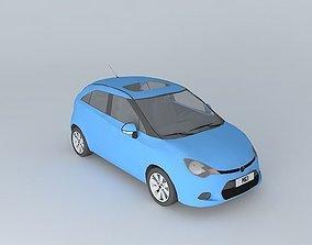 2011 MG 3 v3 3D model