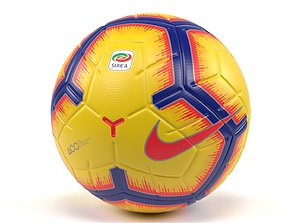 Nike Merlin Premier Serie A Winter Ball 3D model