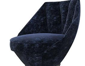Visionnaire Sontag armchair 3D asset