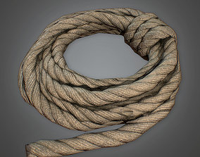 CAM - Rope - PBR Game Ready 3D asset