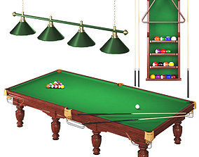 Classic Pool Table sport 3D