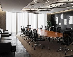 Super Hub office Vol 12 3D asset