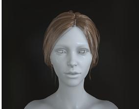 3D model Hair knot
