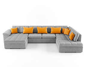 Sofa Modern sofa 3D