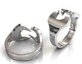 3D printable model Spanner Ring