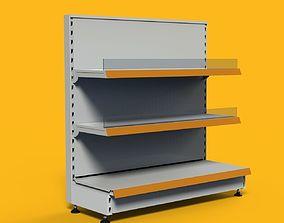 3D Shelving system WINDOW UNIT 1050 mm