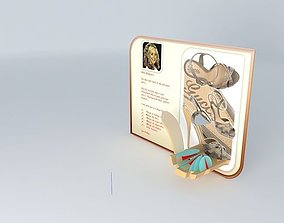 3D model ShoeTute Making the Toe Straps! Step 2