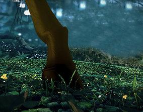 3D model Forest Scene 008