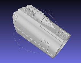 Star Wars Mandalorian Beskar Armor 3D printable model 3