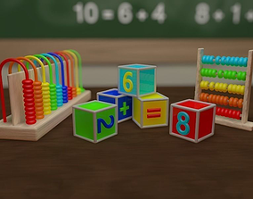 calculator for kids 3D