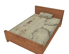 Bedcloth 30 3D model