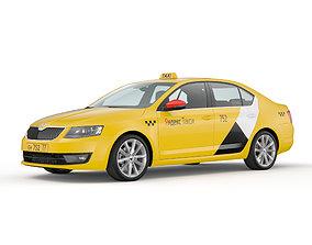 Taxi Car standard 3D