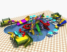 Amusement Park 20 - Water Park 3D