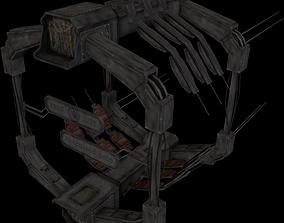 3D model Docking Gate GE1