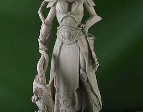 Lightning Dragon Set pose 2 3D printable model