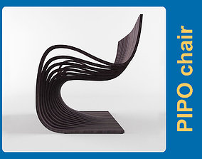 Pipo chair 3D
