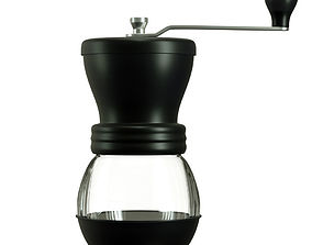 3D Coffee Grinder II