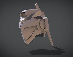 3D print model GNR-101A GN Archer Head