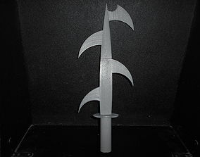 Medieval weapon 3D printable model