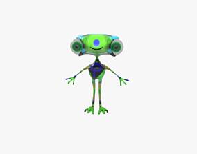Panoti Frog 3D model