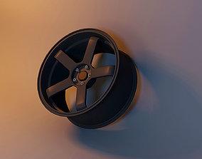 3D model Advan Racing GT