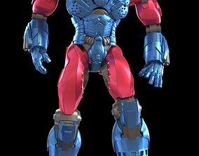 Sentinel X-men 3D model