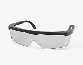 3D gear Safety Glasses