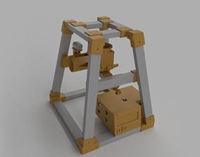 3D print model EPong - a DIY Table Tennis Machine