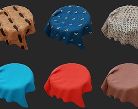 PBR Fabric 3D
