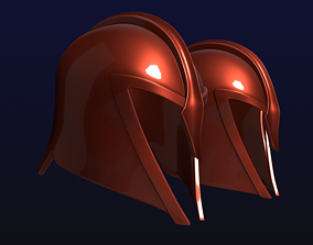 VGK inspired Knight or Troy Style 3D printable model 1