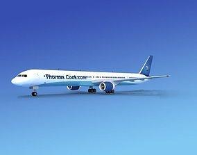 3D model Boeing 757-300 Thomas Cook 1