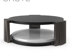 Caste JASPER COCKTAIL TABLE 3D