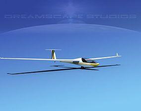 3D Glaser-Dirks DG-300 Glider V10