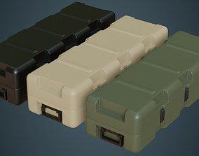 3D model Military Case 3A