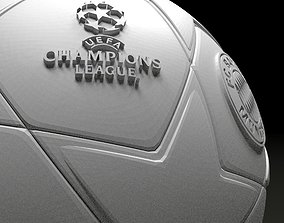 3D printable model Soccer Ball Bayern Munchen Stl file HQ