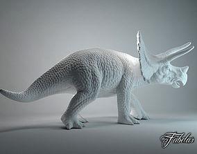 Triceratops FREE printable