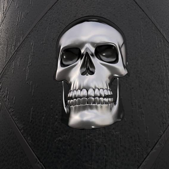 Skull Bracers 1